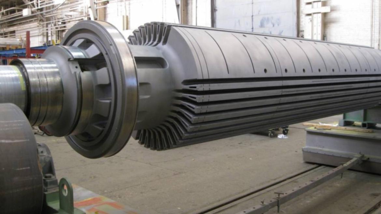 Dickerson Unit 1 HP Generator Rotor