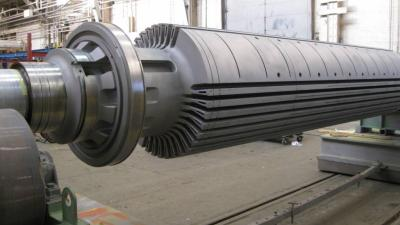 Dickerson Unit 1 HP Generator Rotor