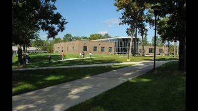 Cumberland County College University Center