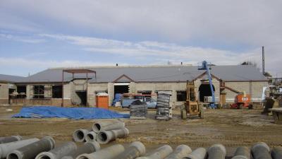 Davenport Primary School - January 2007