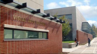 NJCU Visual Arts Building